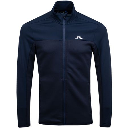 Golf undefined Hubbard Mid Jacket Structured JL Navy - 2019 made by J.Lindeberg