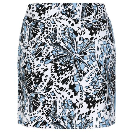 "Golf undefined Into Blues - Mila Flutter Print 18"" Skort made by Tail Activewear"