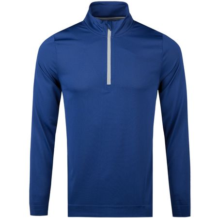 Golf undefined Essential Evoknit Quarter Zip Sodalite Blue - AW18 made by Puma Golf