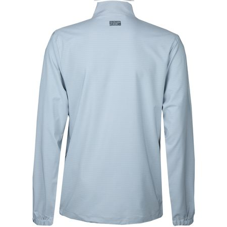Golf undefined Luca Quarter Zip Micro Chip/White - SS18 made by TravisMathew
