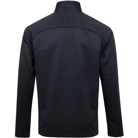 Golf undefined Setter Quarter Zip Sweat Total Eclipse made by Wolsey