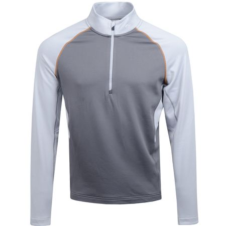 Golf undefined Diamond Fleece Half Zip Castlerock made by Kjus