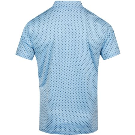Golf undefined Taxes Stretch Printed Skulls & Clubs Cottage Blue - SS19 made by Peter Millar