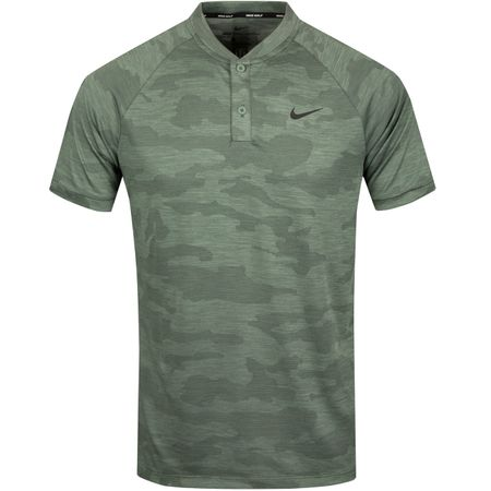 Golf undefined TW Vapor Zonal Cooling Camo Polo Clay Green - SS19 made by Nike Golf