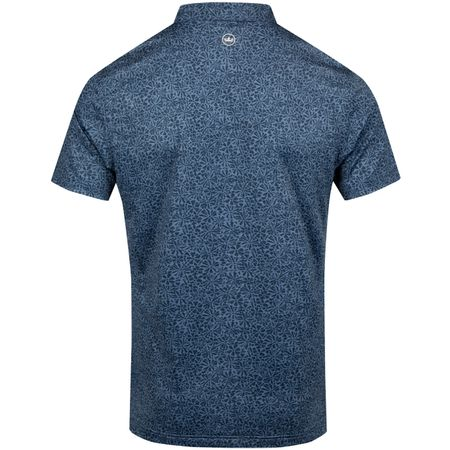 Golf undefined Dizzy Printed Floral Stretch Jersey Tour Fit Navy - SS19 made by Peter Millar