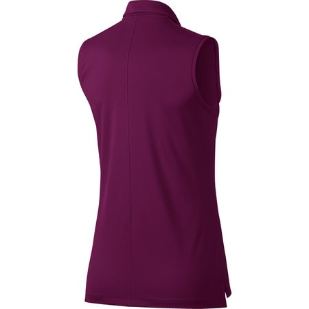 Golf undefined Sleeveless Victory Solid Polo made by Nike Golf