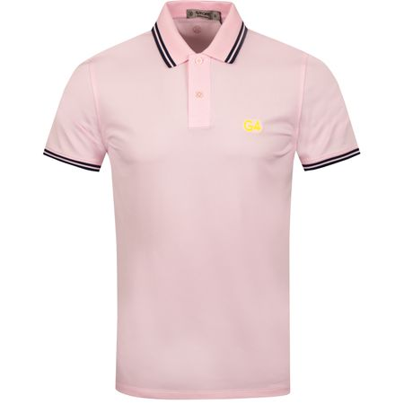 Golf undefined x TRENDYGOLF Tipped Polo Blush/Twilight - 2019 made by G/FORE
