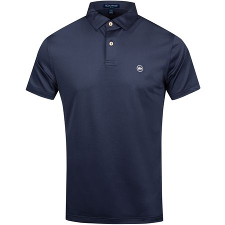 Golf undefined Solid Jersey Tour Fit Navy - SS19 made by Peter Millar