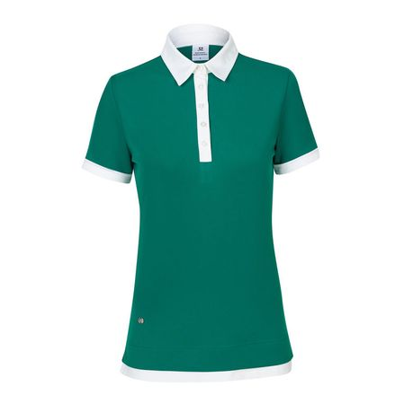Golf undefined Daily Sports Tibby Emerald Polo Shirt made by Daily Sports