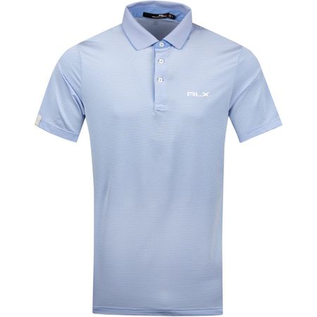 Golf undefined Lightweight Airflow Thin Stripe Cabana Blue/White - SS19 made by Polo Ralph Lauren