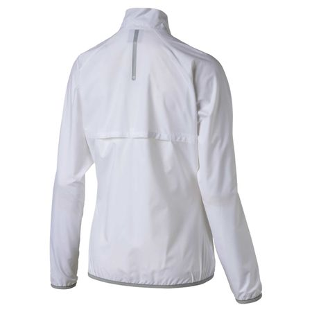 Outerwear Puma Full Zip Wind Golf Jacket Puma Golf Picture
