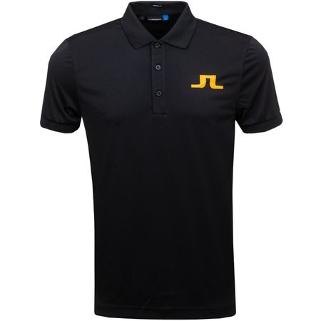 Golf undefined Big Bridge Regular Fit TX Jersey Black - SS19 made by J.Lindeberg