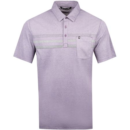 Golf undefined Brownie Heather Cadet - SS19 made by TravisMathew