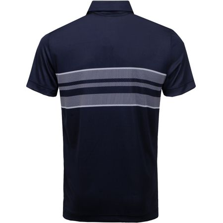 Golf undefined Ade Regular Fit TX Jacquard JL Navy - SS19 made by J.Lindeberg