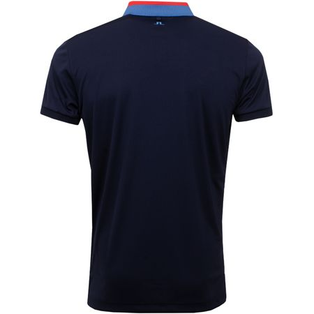 Golf undefined Mat Regular TX Jersey JL Navy - SS19 made by J.Lindeberg