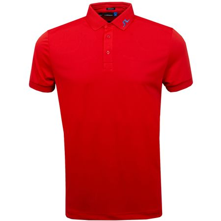 Golf undefined KV Regular Fit TX Jersey Deep Red - SS19 made by J.Lindeberg