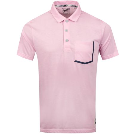 Polo Faraday Polo Pale Pink - SS19 Puma Golf Picture
