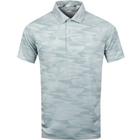 Golf undefined Alterknit Radius Polo Quarry - SS19 made by Puma Golf