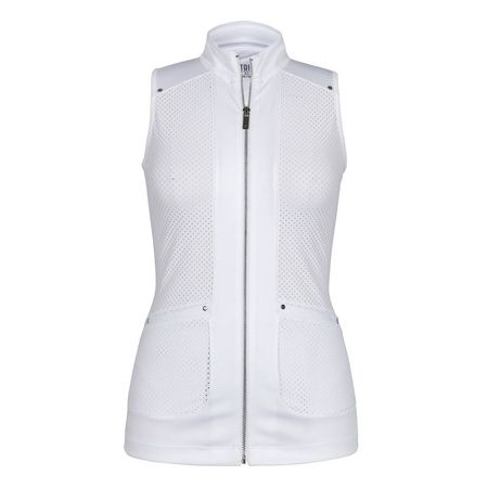 Golf undefined Tail Melany Vest made by Tail Activewear
