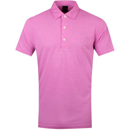 Golf undefined Natural Hand Polo Mauve Heather - SS19 made by Dunning