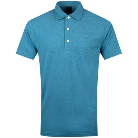 Golf undefined Natural Hand Polo Eclipse Heather - SS19 made by Dunning