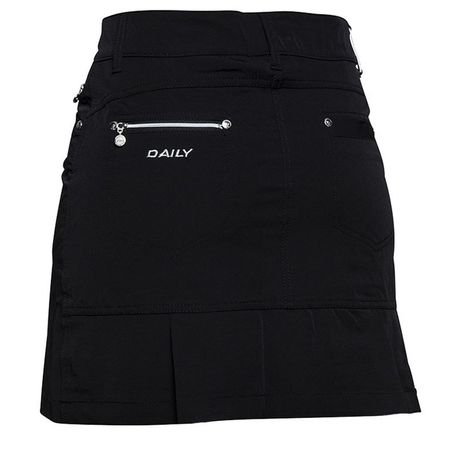 Skirt Daily Sports Miracle Black Skort Daily Sports Picture