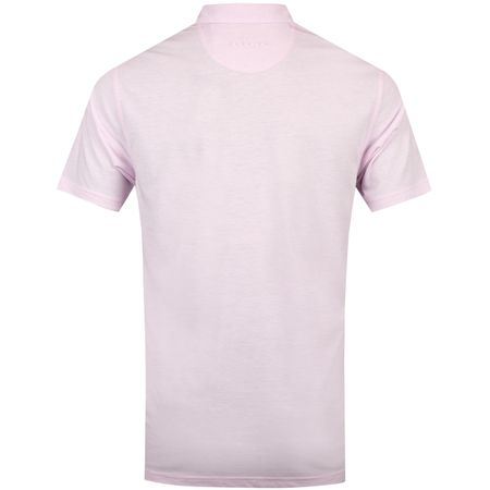 Golf undefined Natural Hand Polo Aver Heather - SS19 made by Dunning