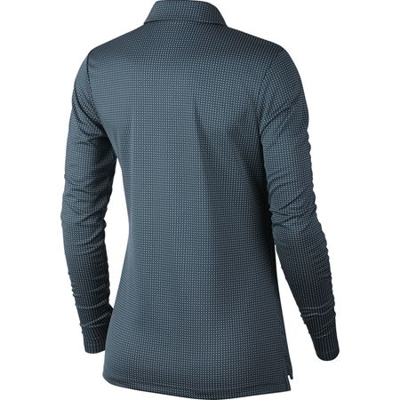 Golf undefined Nike Dry Long-Sleeve Golf Polo made by Nike Golf