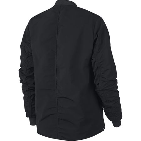 Golf undefined Nike Shield Golf Bomber Jacket made by Nike Golf