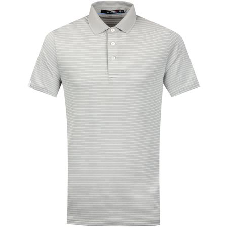 Golf undefined Lightweight Thin Stripe Airflow Light Grey Heather/White - SS19 made by Polo Ralph Lauren