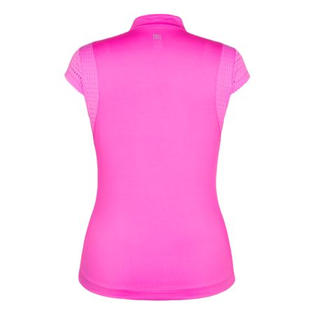 Golf undefined Tail Breanna Cap Sleeve Top made by Tail Activewear