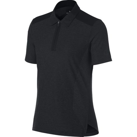 Golf undefined Nike Women's Zonal Cooling Golf Polo made by Nike Golf