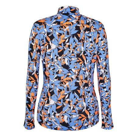 Golf undefined Farah Performance Jersey Print Pullover Top made by Tail Activewear