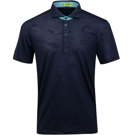 Polo Camo Embossed Polo Twilight - SS19 G/FORE Picture