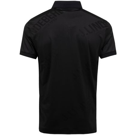Golf undefined Caleb Regular TX Coolmax Mesh Black - SS19 made by J.Lindeberg