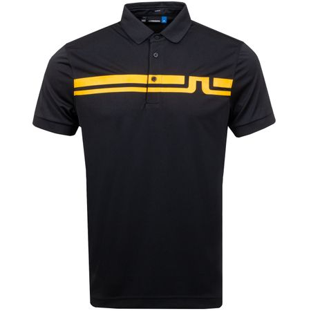 Golf undefined Eddy Polo Slim Fit TX Jersey Black - SS19 made by J.Lindeberg