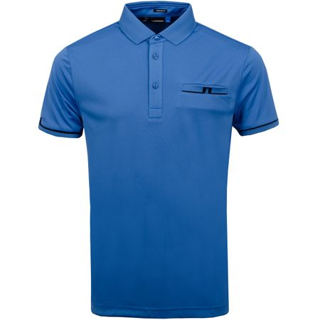 Golf undefined Petr Regular Fit TX Jersey Work Blue - SS19 made by J.Lindeberg