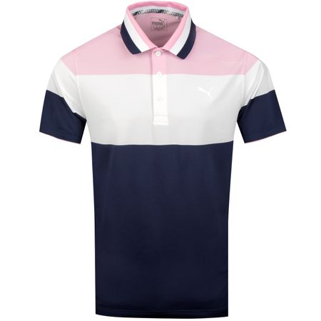 Golf undefined Nineties Polo Pale Pink - SS19 made by Puma Golf