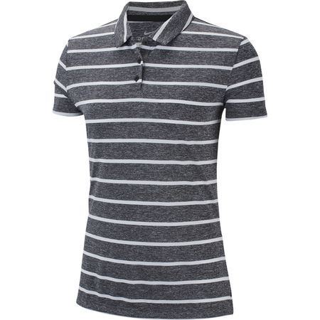 Golf undefined Dri-FIT Striped Victory Polo made by Nike Golf