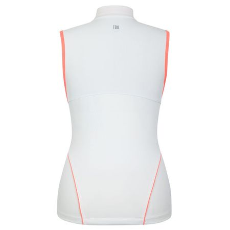 Shirt Tail Carlton Sleeveless Top Tail Activewear Picture