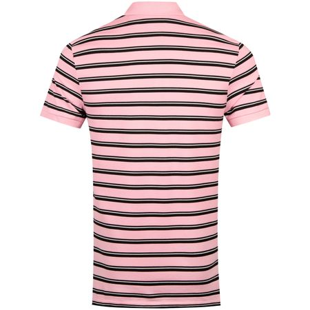 Golf undefined Double Stripe Pique Pink Flamingo Multi - SS19 made by Polo Ralph Lauren
