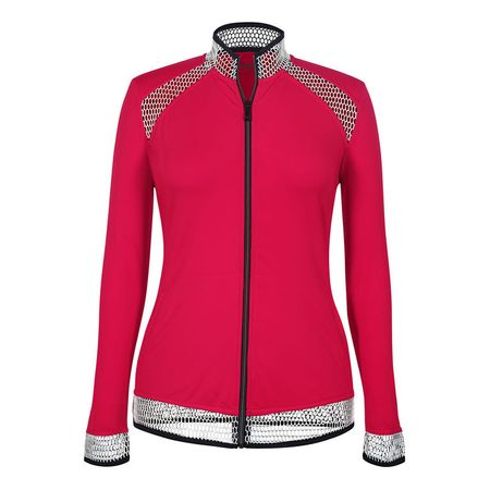 Outerwear Tail Solid Full-Zip Jacket Tail Activewear Picture