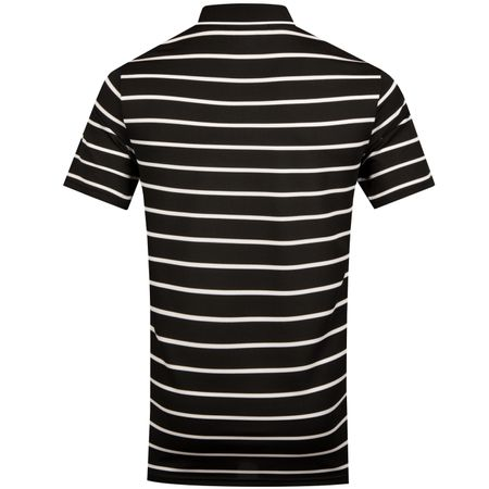Golf undefined Lightweight Stripe Tech Pique Polo Black/Pure White - SS19 made by Polo Ralph Lauren