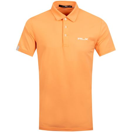 Golf undefined Solid Airflow Jersey Poppy - SS19 made by Polo Ralph Lauren