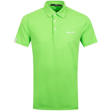 Golf undefined Solid Airflow Jersey Chandler Green - SS19 made by Polo Ralph Lauren