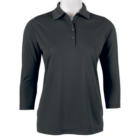 Polo Paragon Women's Lady Palm 3/4 Polo Century Palace Apparel Picture