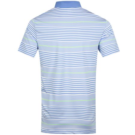 Golf undefined Stripe Airflow Jersey Cabana Blue/Pure White - SS19 made by Polo Ralph Lauren
