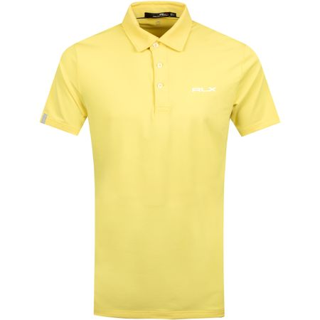 Golf undefined Solid Airflow Jersey Beekman Yellow - SS19 made by Polo Ralph Lauren