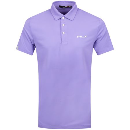Golf undefined Solid Airflow Jersey Hampton Purple - SS19 made by Polo Ralph Lauren