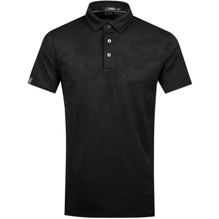 Polo Engineered Jacquard Polo Black Camo - SS19 Polo Ralph Lauren Picture